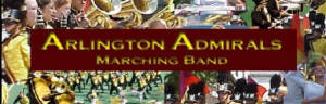 ARLINGTON ADMIRALS MARCHING BAND