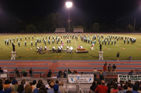 NMHS MARCHING BAND & COLOR GUARD